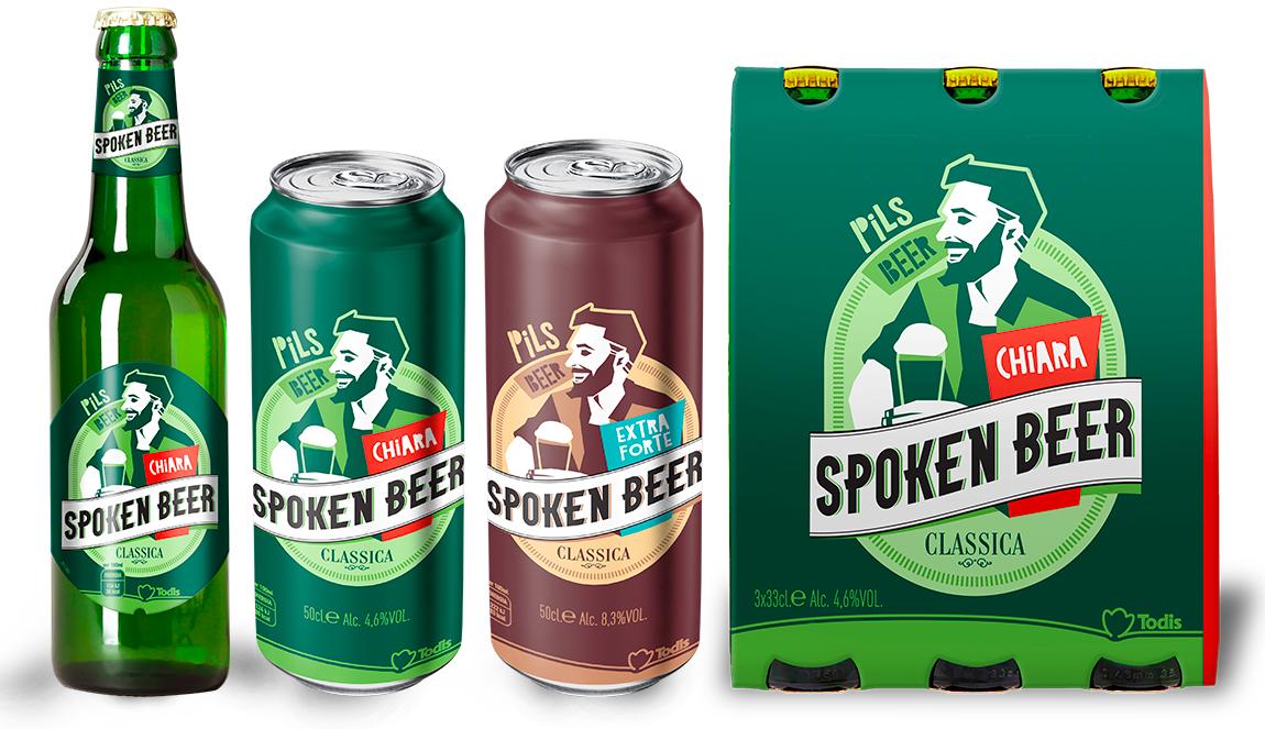 Spoken Beer - Prodotti