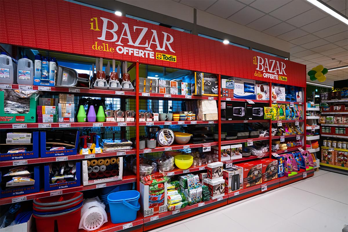 Reparto bazar