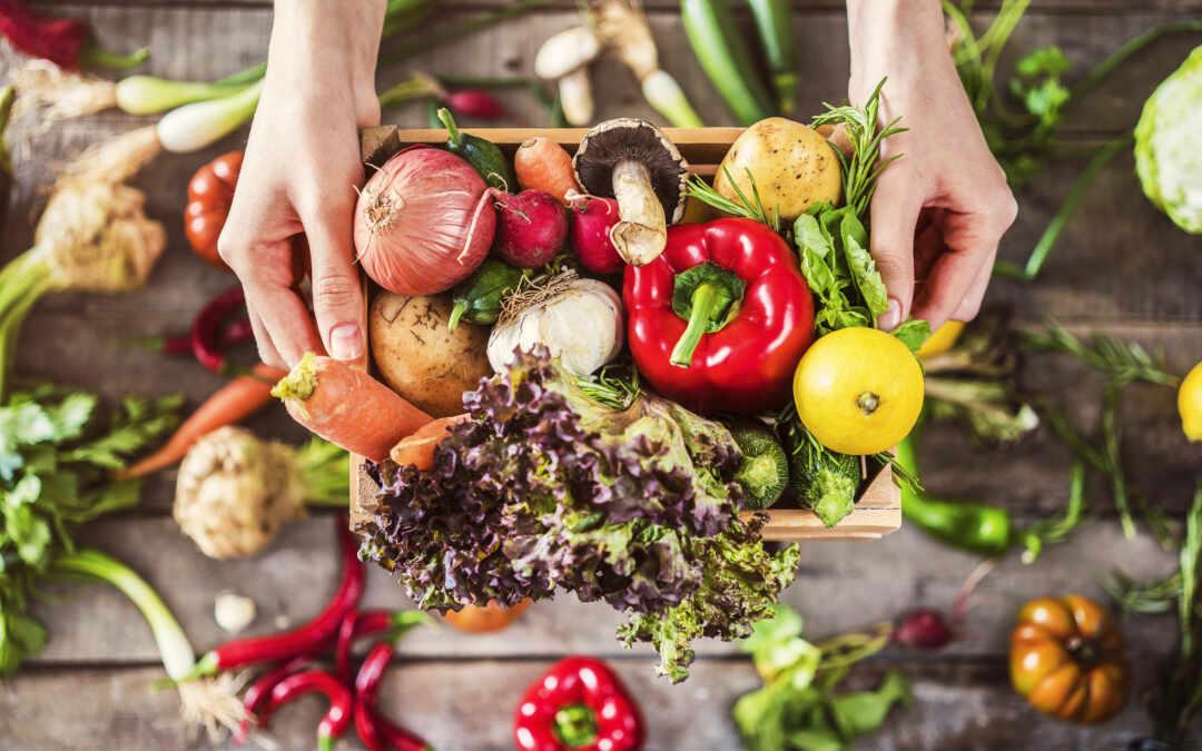 Mangiare bio fa bene a noi e alle generazioni future