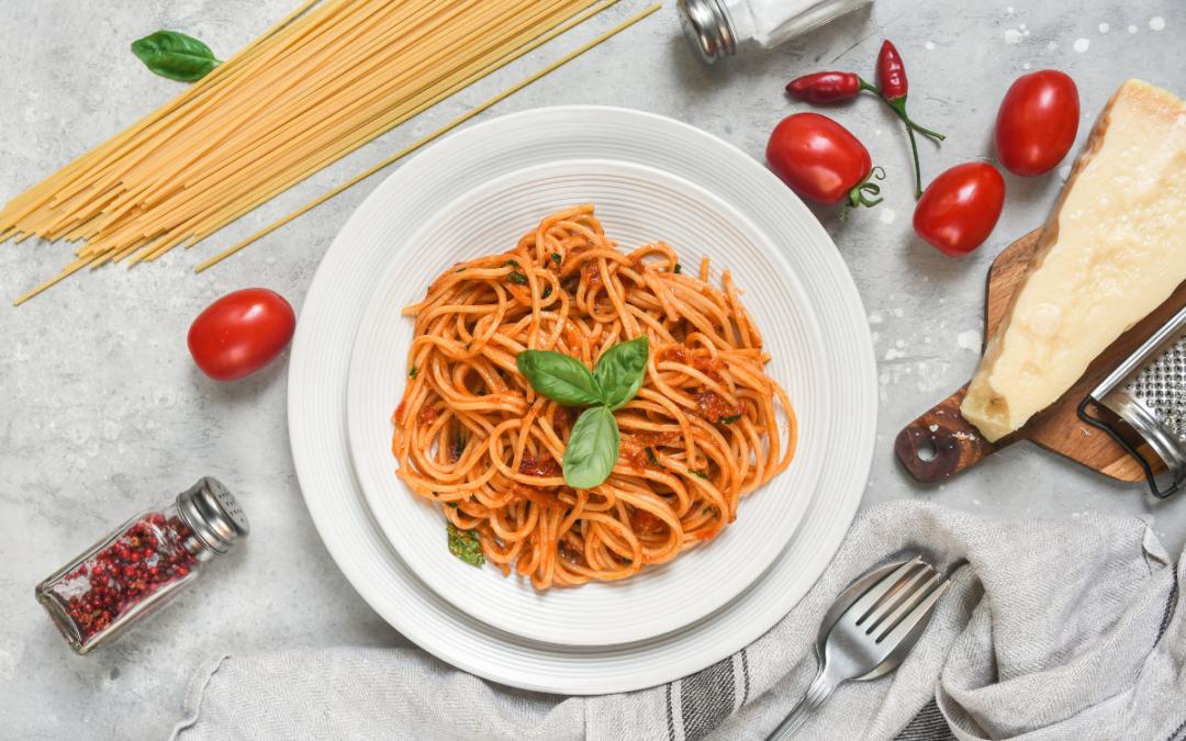 5 varianti della pasta al pomodoro