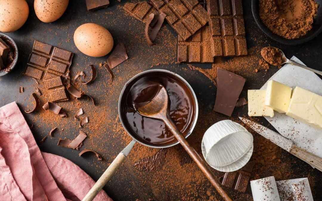 dolci golosi al cioccolato